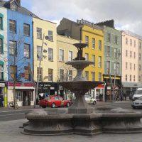 Cork City Grand Parade Berwick Fountain