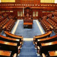 Dail Eireann Leinster House Election