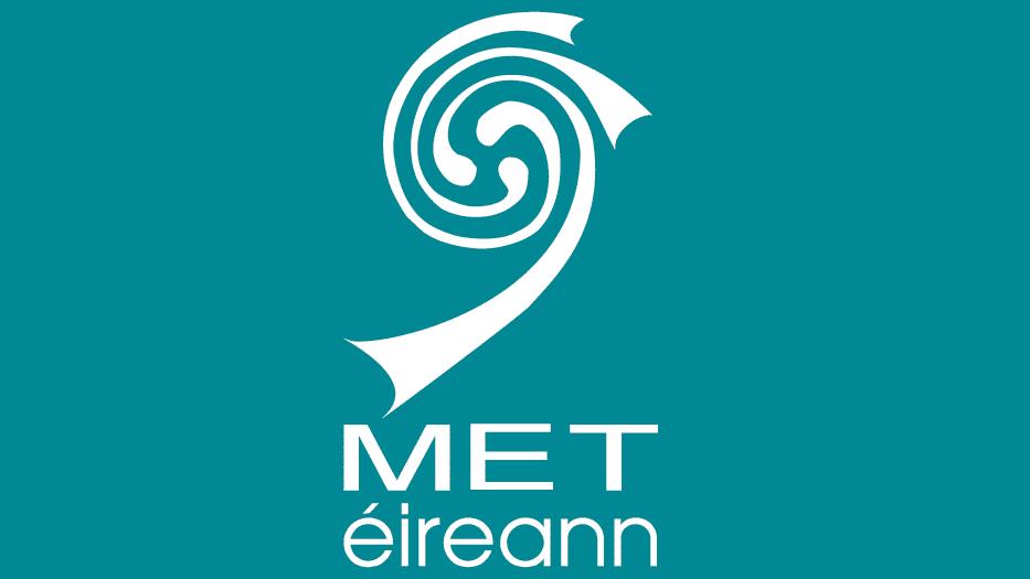 Met-Eireann weather ireland