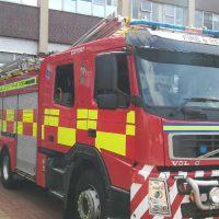 fire engine brigade cork