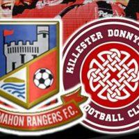 Ringmahon Rangers v Donnycarney