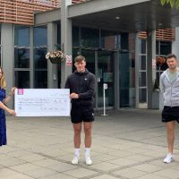 Cork Hurling Team Present Cheque For Over €74,000 To Marymount Hospital And Hospice