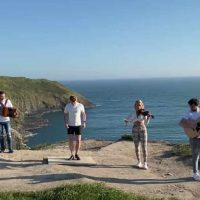 musicians old head