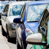 car traffic driving