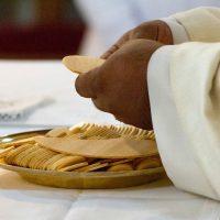 church-mass religion priest communion