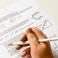 homework-exam school student