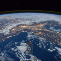 international-space-station-earth