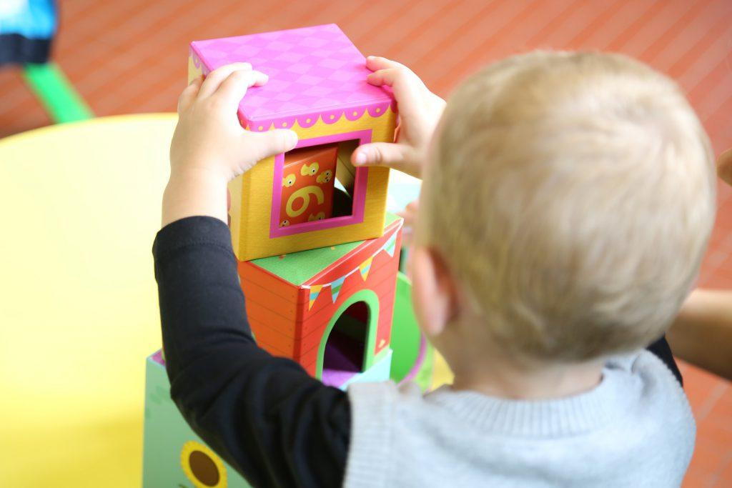 nursery-creche childcare child