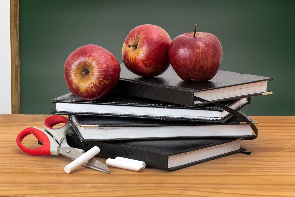 school-books learning