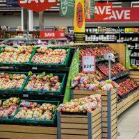 shopping-supermarket grocery fruit and veg
