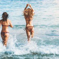water-swimming sea beach summer