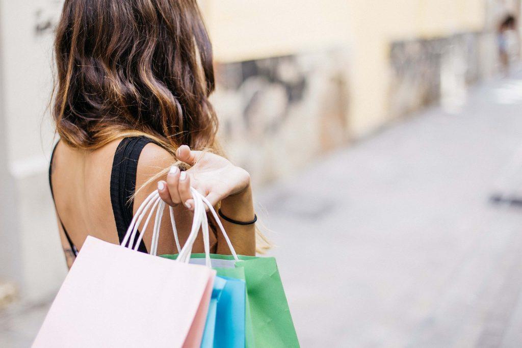 shopping retail shop