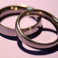 Wedding Rings Marry Married