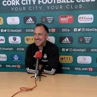 Neale Fenn CCFC Cork City