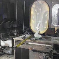 Blackpool Fire 3 Degrees Hair Salon