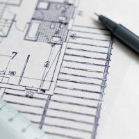 architecture-blueprint construction building