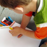 creche preschool school child children drawing