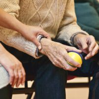 elderly nursing care home