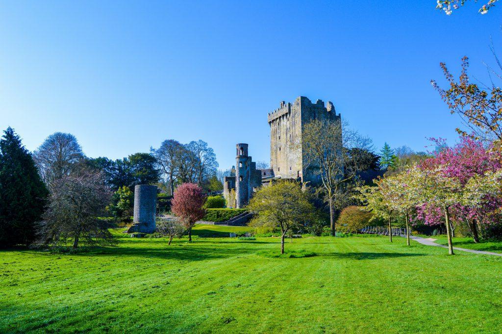 cork tourism blarney castle