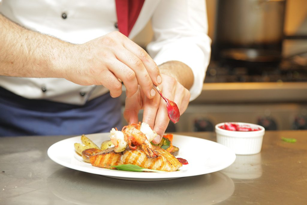 chef-food restaurant