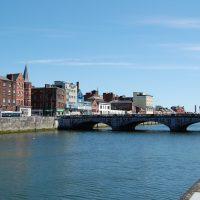 cork-city river lee