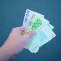 euro money cash