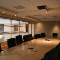 office boardroom work
