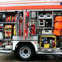 fire-truck brigade