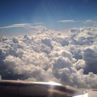 plane airplane travel flight