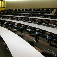 university college lecture hall