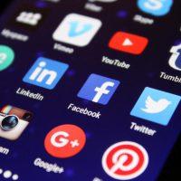 social media apps phone