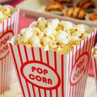 popcorn-movie ticket cinema film