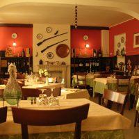dinner food lunch restaurant table wine glasses