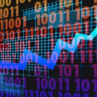 economy stock exchange recession graph