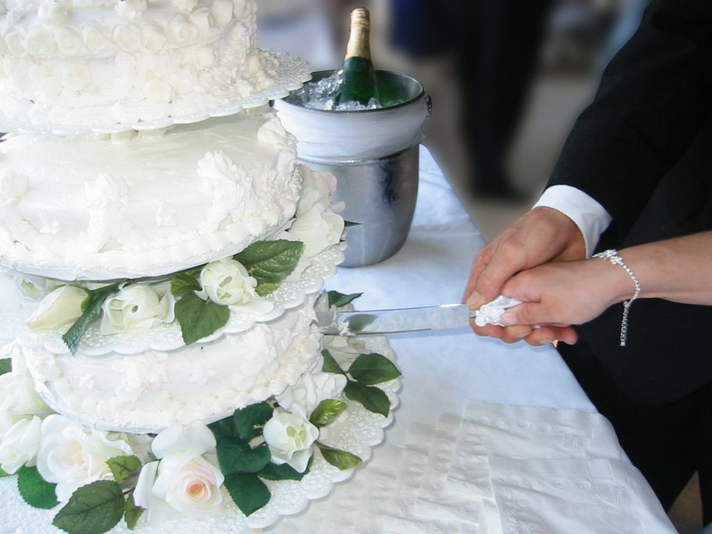 wedding marriage marry cake