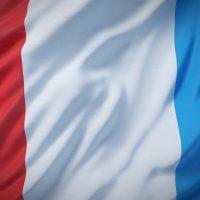 french flag france
