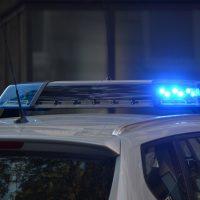 police garda car
