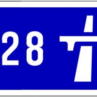 M28 motorway ringaskiddy