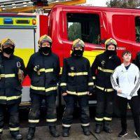 Carrigaline Fire Brigade Dylan