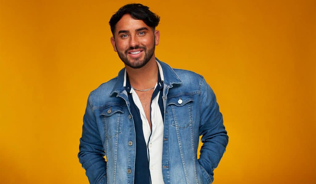 First-Dates-Ireland-Hughie-Maughan-Eating With The Enemy
