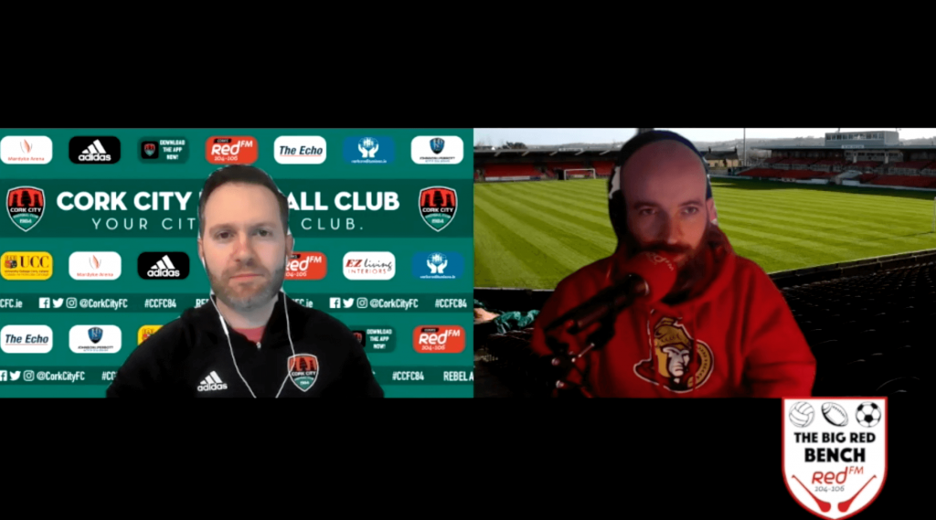 Cork City FC Chairman Declan Carey talks to Big Red Bench on the new season ahead