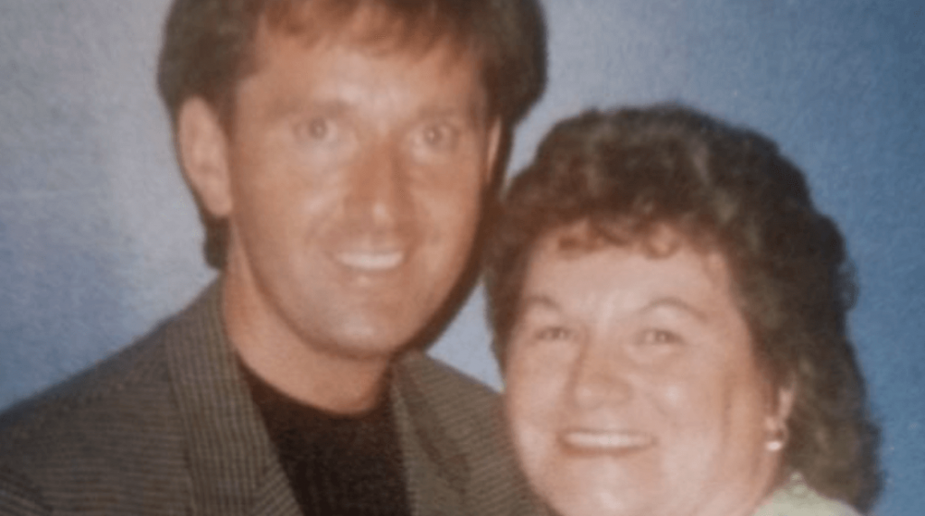 daniel o'donnell sang at my mothers funeral