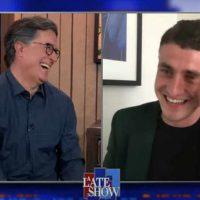 Paul Mescal teaches Stephen Colbert how to do an Irish accent