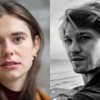 Conversations with Friends Sally Rooney casts Joe Alwyn Alison Oliver