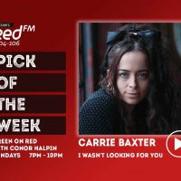 Carrie Baxter - I Wan't Looking For You - Green on Red