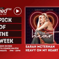 Pick of the Week: Sarah McTernan - 'Heavy On My Heart' - Green on Red