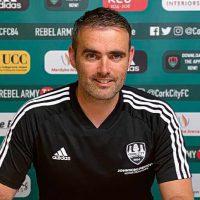 Richie Holland CCFC Cork City FC