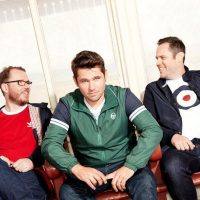 Scouting for Girls Cork Cyprus avenue