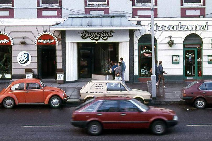 Burgerland Cork