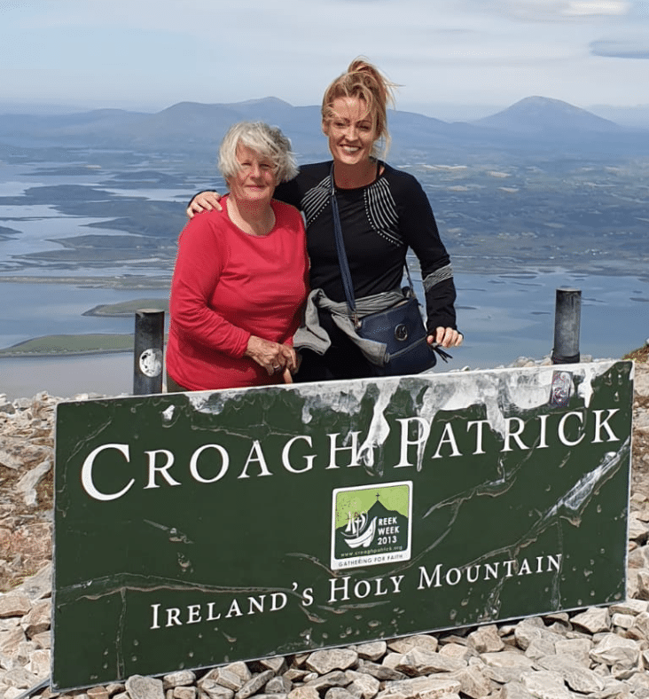 Kathleen Croagh Patrick